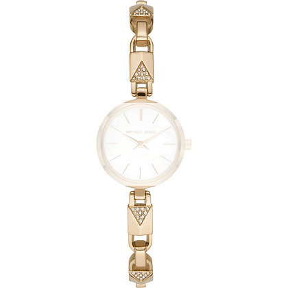 MICHAEL KORS  Gold Jaryn Mercer Women's Watch