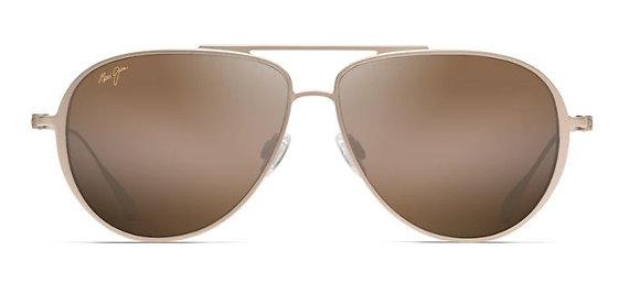 MAUI JIM SHALLOWS Polarized Aviator Sunglasses