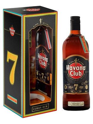 Havana Club Anejo 7yr 1L