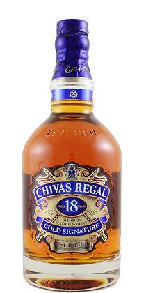 Chivas Regal 18yr Gold 750ml