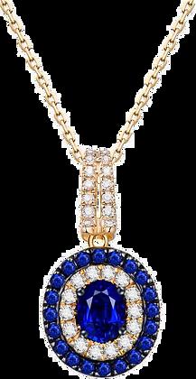BELLANITA 14K White Gold Pendant