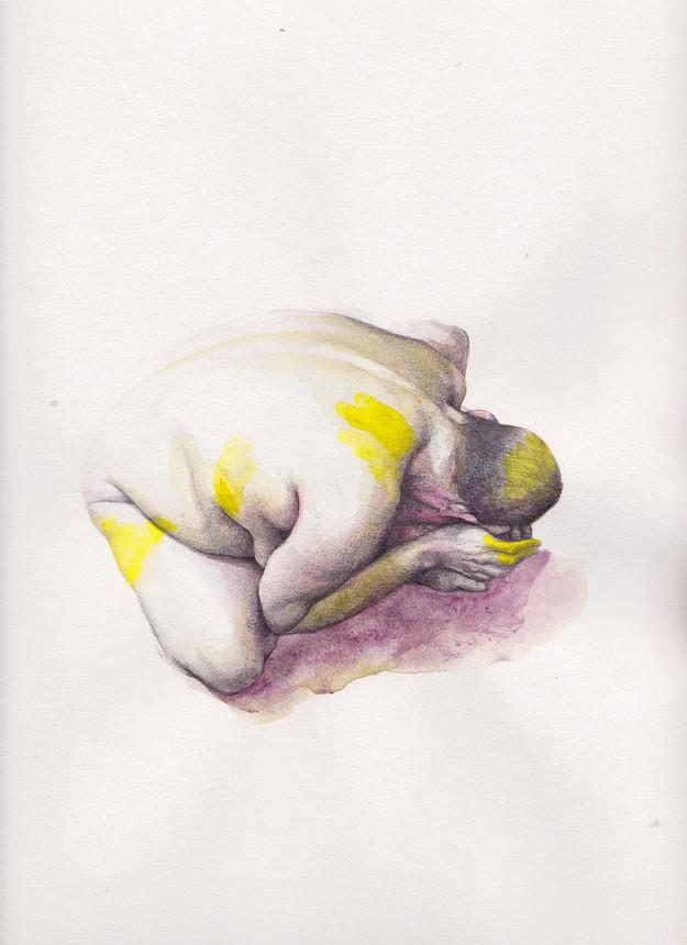 abasement (yellow)