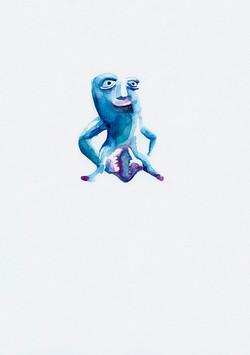 Sheela blue