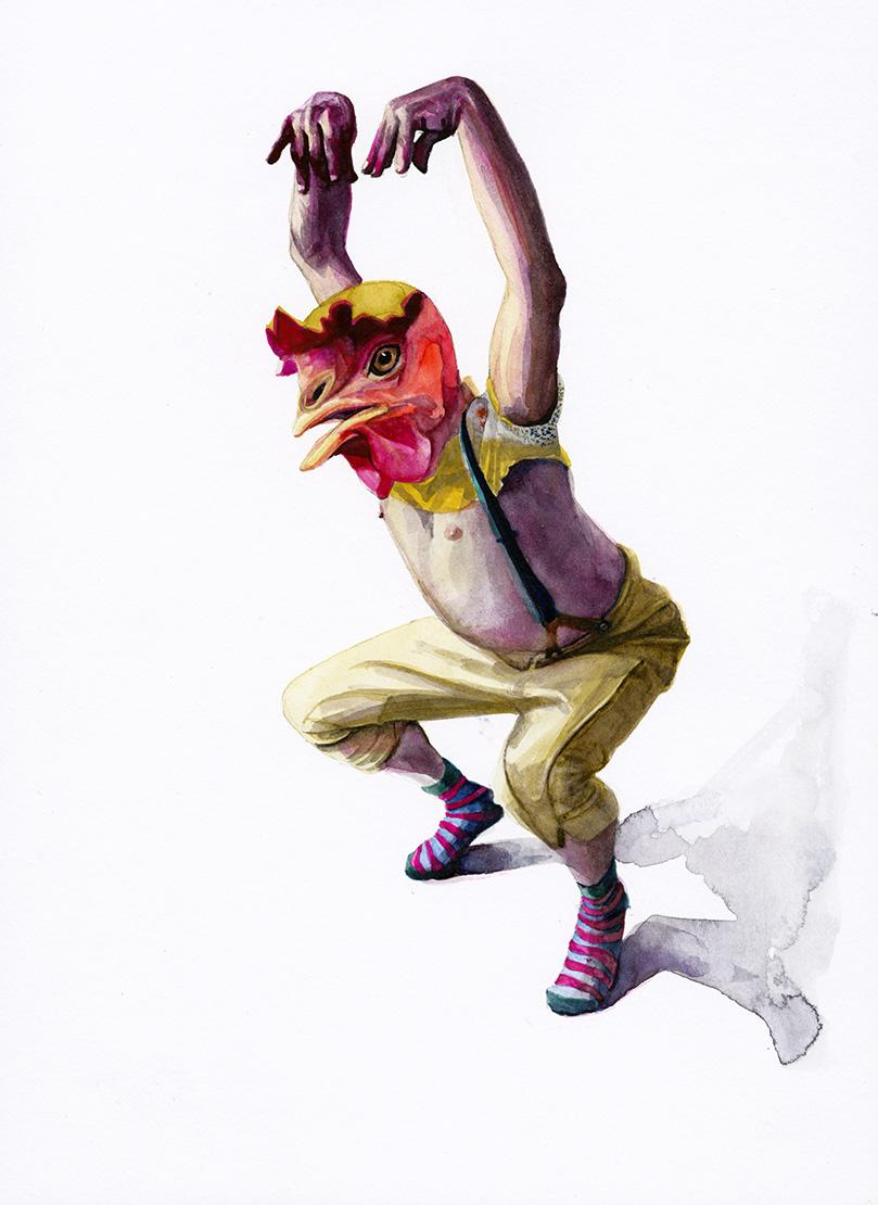 chickenhead