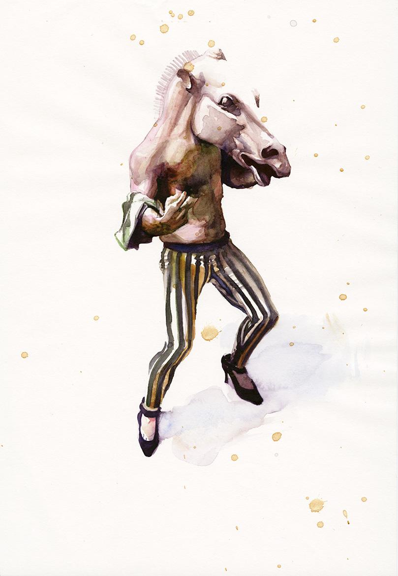 Horsehead (man)