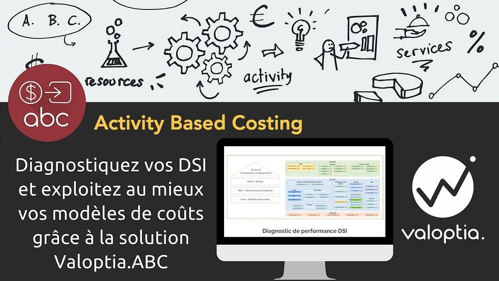 Exploitez au mieux vos modèles de coûts avec Valoptia.ABC