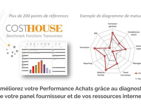 Améliorez votre performance Achats grâce au diagnostic de votre panel fournisseur