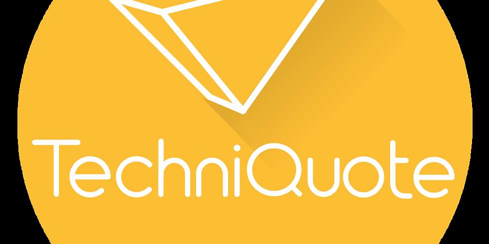 Web Conférence TechniQuote le 25 Février à 10H