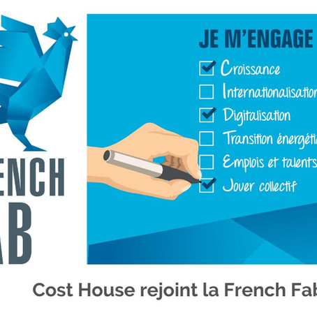 Cost House rejoint la French Fab !