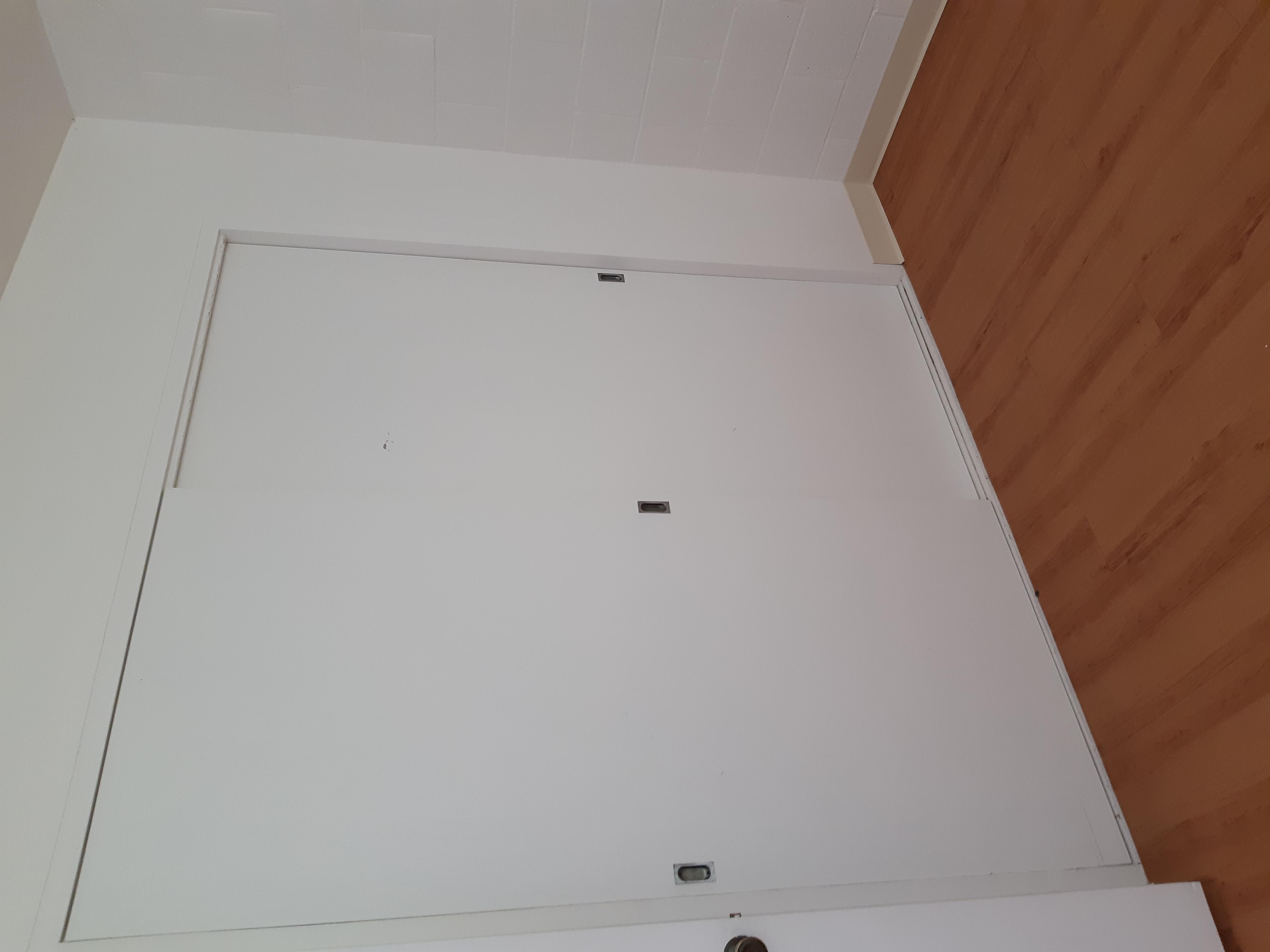 bdrm closet