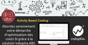 Optimisez vos coûts SI grâce à Valoptia.ABC