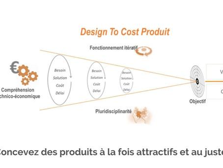 Concevez des produits à la fois attractifs et au juste coût