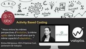 Témoignage d'Emma Merigneux, CEO d'Optimal Cost, cabinet de conseil partenaire de Valoptia