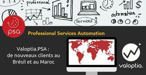 De nouveaux clients à l'international pour Valoptia.PSA