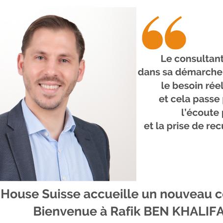 Cost House Suisse renforce son équipe