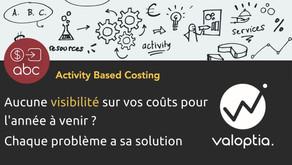 Anticipez l'impact de vos hypothèses business grâce au module de simulation Valoptia.ABB