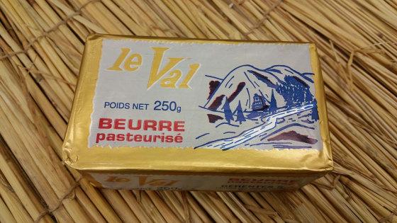 Beurre Le Val