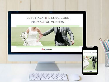 Lets hack the love code premarital cours