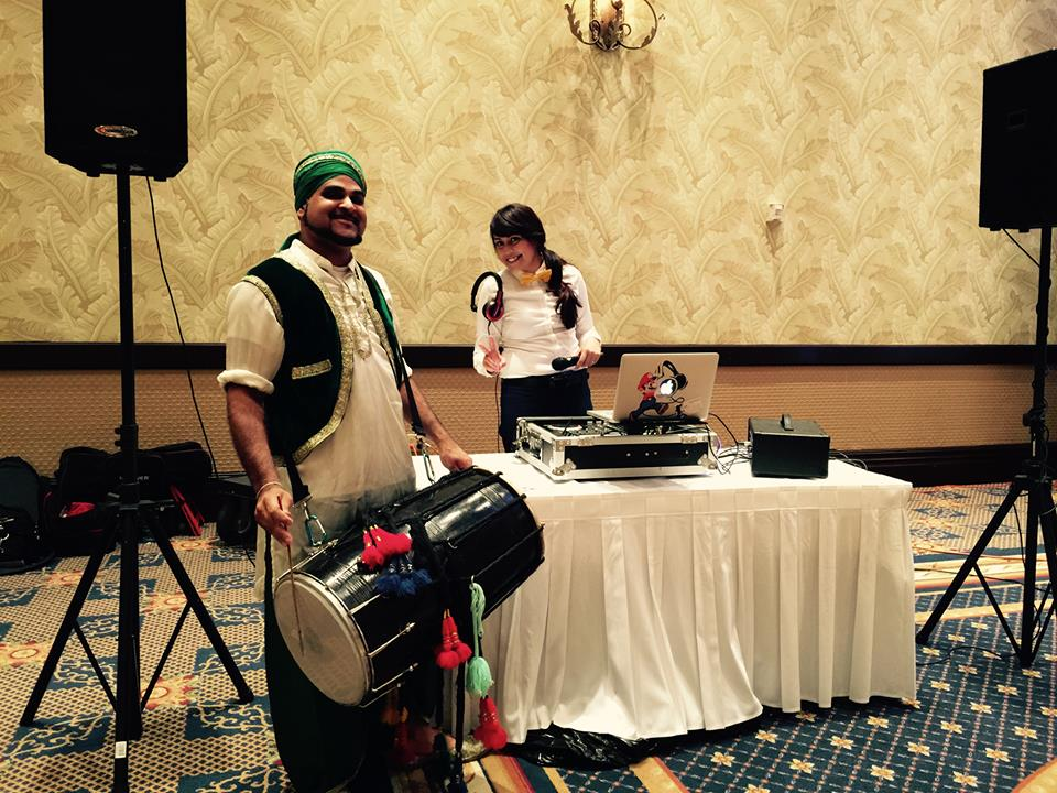Your dj with Dholi Mitul G