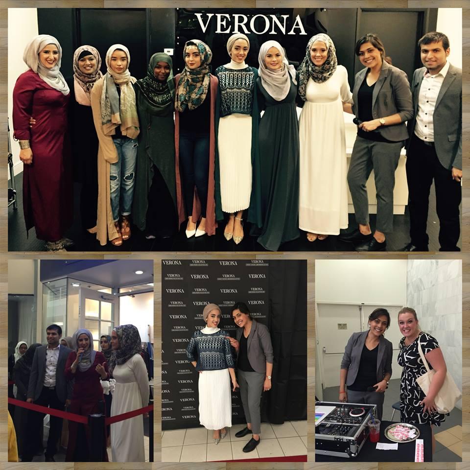 Verona store grand opening