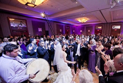 Moroccan wedding