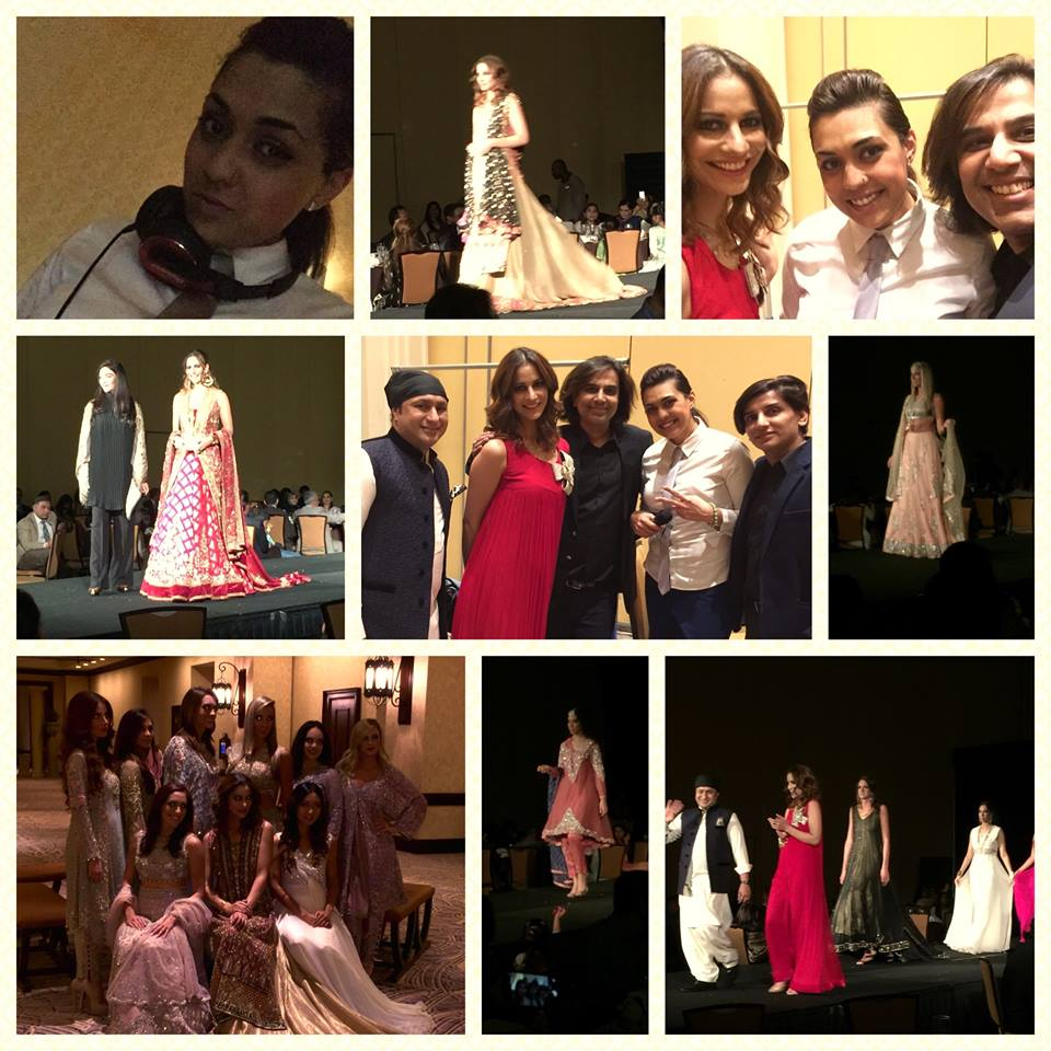 Apna event fashion show