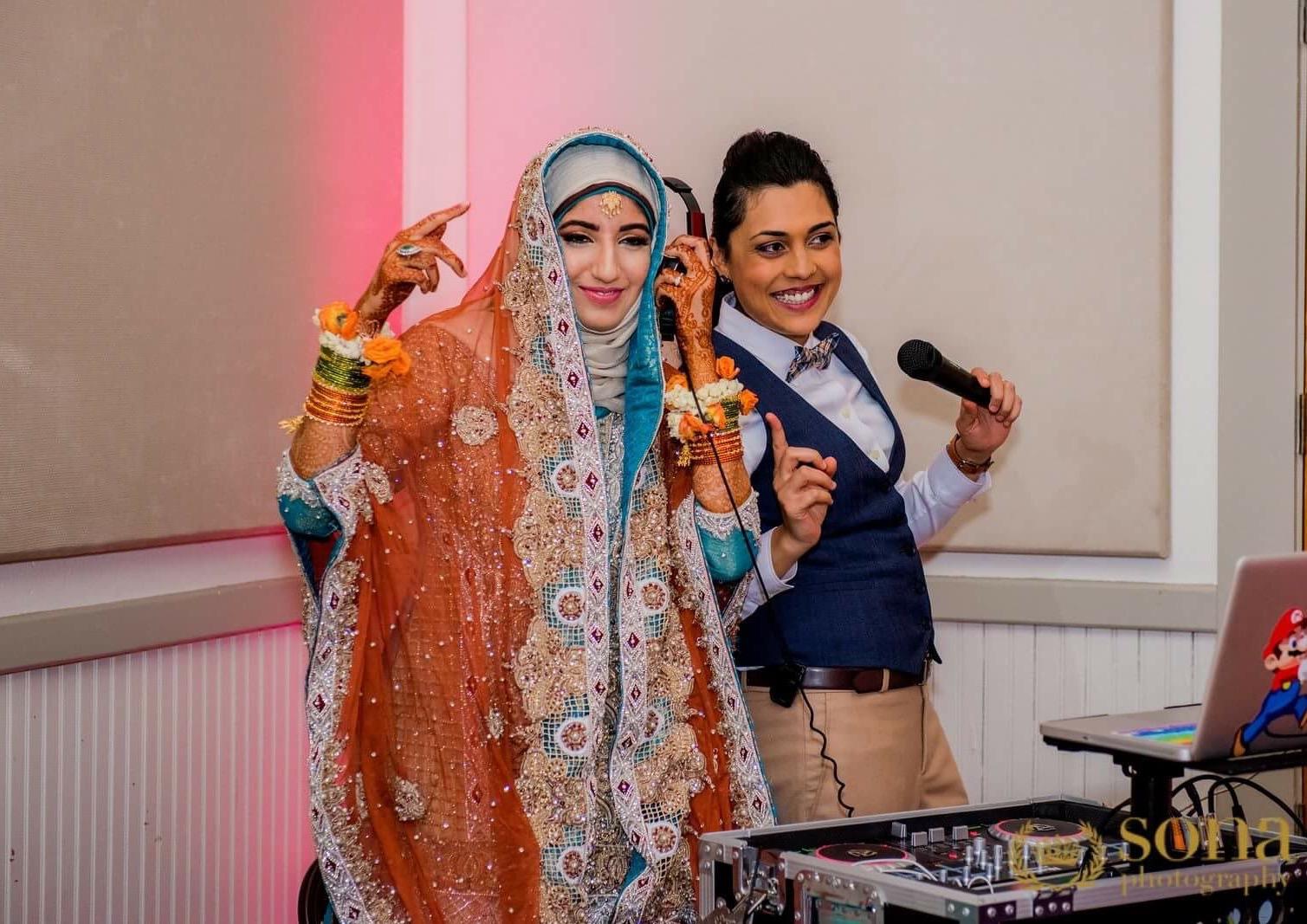 dj sumi and Dj Amirah ; )