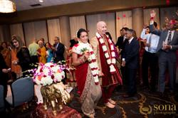 Aaron and Gaya wedding