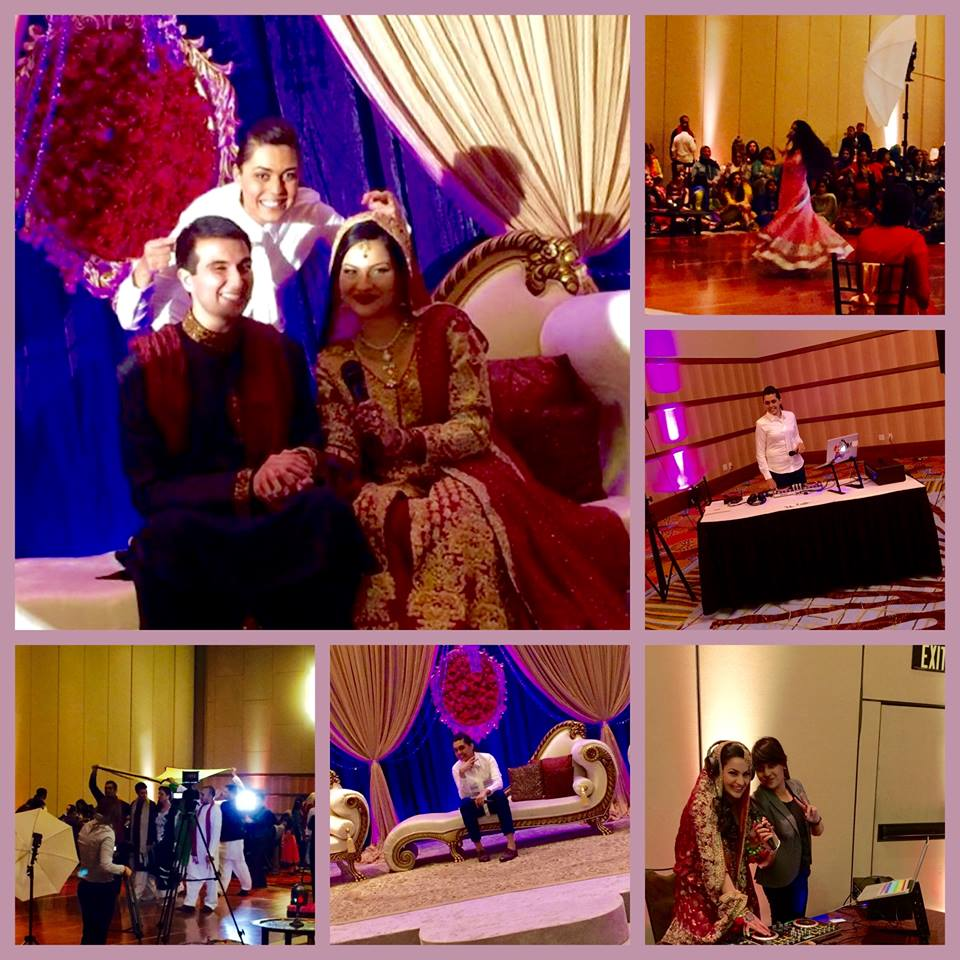 Maliha and Omar wedding