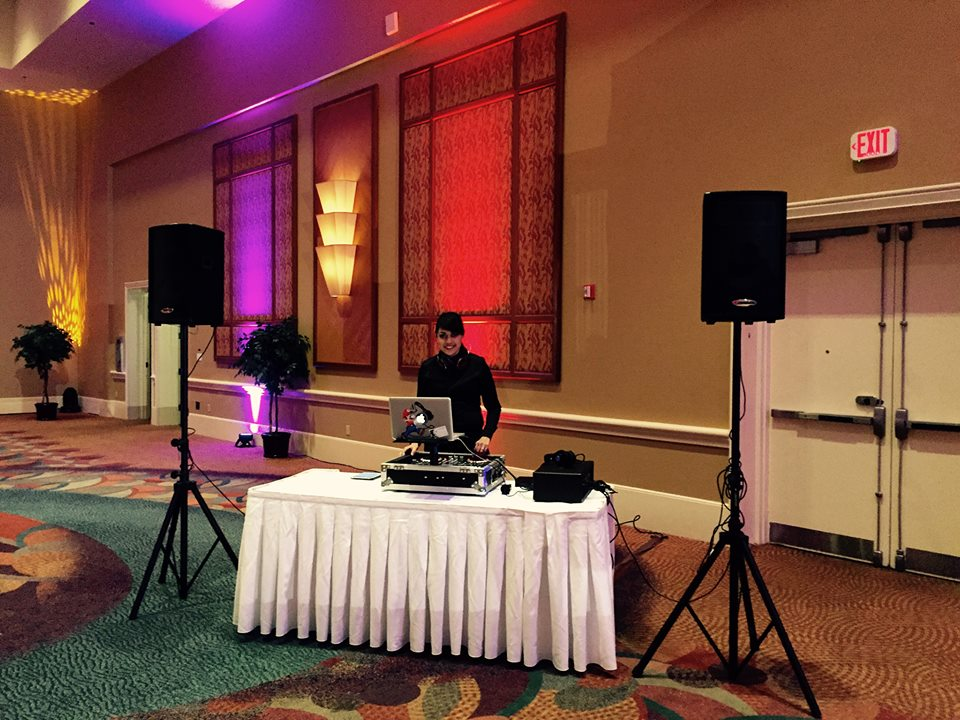 Dj is ready to go ;)