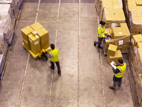 Warehouse management: automations and oversight