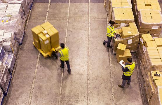 Verpackung Fabrik