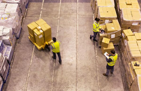 Warehouse Storage Factory