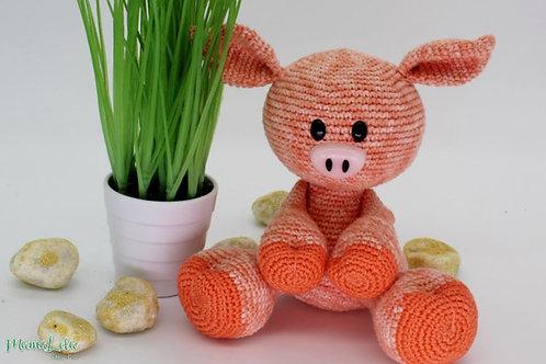 Mini Kuschel Schweinchen