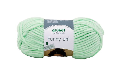 Gründl Funny - 04 pastellgrün