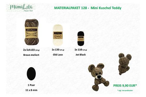 Mini Kuschel Teddy - Materialpaket