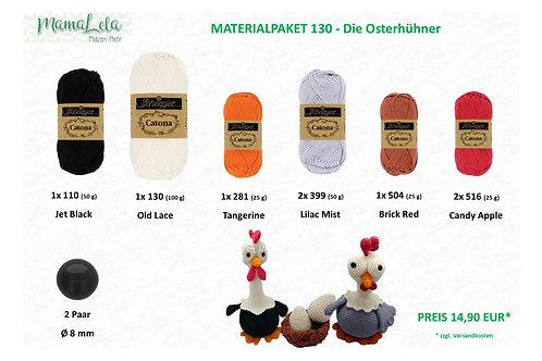 Die Osterhühner - Materialpaket