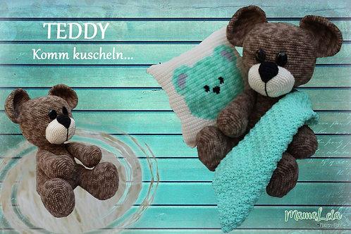 """TEDDY """"Komm kuscheln!"""""""