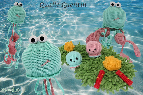 SeaFriends - QUALLE Quentin
