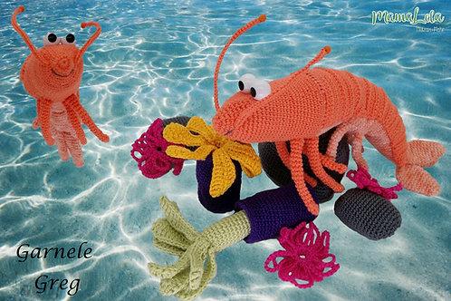 SeaFriends - GARNELE Greg