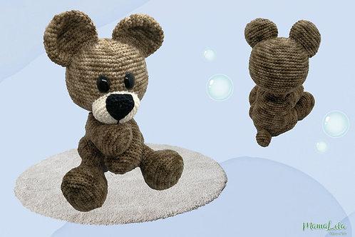 Mini Kuschel Teddy