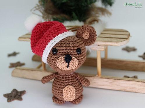Weihnachtlicher Anhänger TEDDY