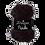 Thumbnail: Scheepjes Panda - 585 Schwarzbär