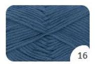 Gründl King Cotton - 16 jeansblau
