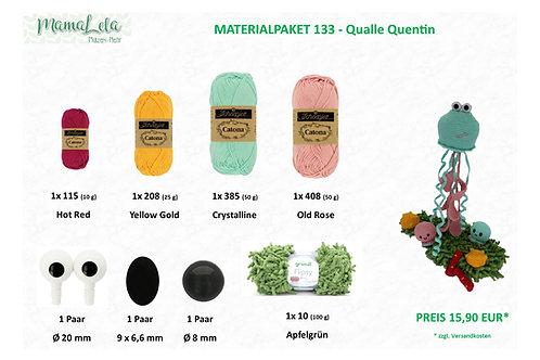 QUALLE QUENTIN - Materialpaket