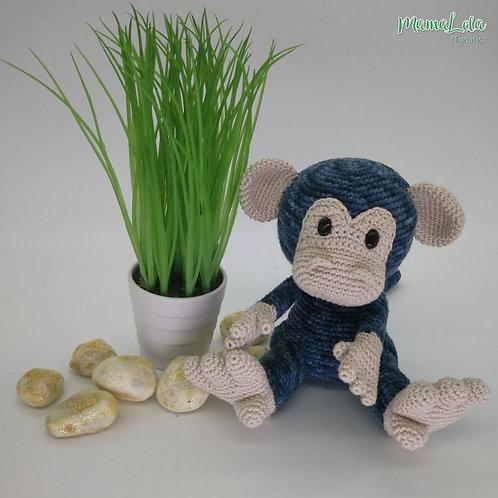 Mini Kuschel Affe
