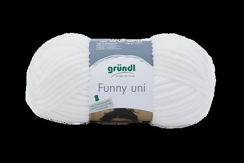 Gründl Funny - 01 weiß
