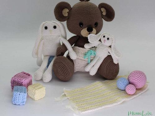 Spiel mit mir! Teddy