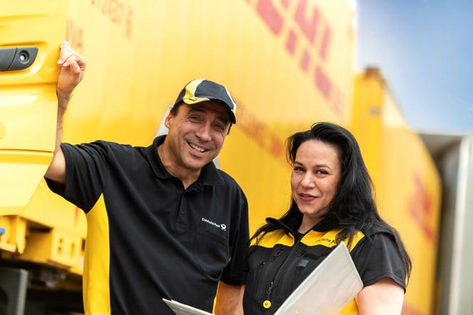 Deutsche Post DHL Werbefotografie Bluehd