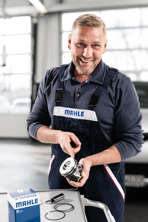 Mahle Industriefotografie Werbefotografi